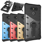 Hybrid Kickstand Protective Case Cover Cover for LG G6 Cell Phone