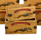 Greyhound Box Great Racing Greyhound Gift Vintage Storage Crate Single