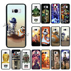 BB8 Rey R2D2 Star Wars Phone Case Cover For Samsung S8 Plus S5/6/7 Edge Note 8/5 $5.86 USD