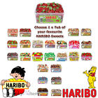 Pick Your Choice of Full Tubs HARIBO Sweets - Wholesale Discount Party Favours
