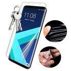 For Samsung Galaxy S8 / S8 Plus Note 8 Full Coverage TPU Clear Screen Protector