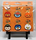 Disney Adventureland Collectible Set 6 Tsum Tsum Collection Pin NEW SEALED CUTE фото