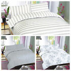 T200 100% Soft Cotton Percale Quality Printed Duvet Cover Set - BEST QUALITY
