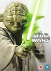 Star Wars - Prequel Trilogy (DVD, 2013, Box Set) £1.99 GBP