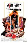 Live and Let Die Bond Movie Photo/Poster/Print or T-Shirt Transfer £3.95 GBP