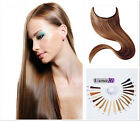 """Secret Wire Real Human Hair Extensions 80g Straight Hidden Hair Extension 15~22"""""""