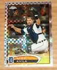 2012 Topps Chrome Xfractor parallel YOU PICK / CHOOSE Complete your set