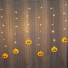 3.5/5M Pumpkin Skull Light String Fairy Lamp Halloween Garden Home Decor BS