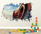 Cars 3 Disney Wall Decal Sticker Vinyl Decor Car Door Mural
