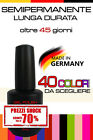 SEMIPERMANENTE DA 15 ML A UN PREZZO SHOCK €. 2,80  MADE IN GERMANY GEL POLISH UV