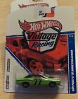 2011 Hot Wheels Vintage Racing Series Sam Posey's '70 Dodge Challenger damaged