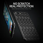 Baseus Ultra Thin Plaid Case Back Protective Case Cover for iPhone 7/7 Plus