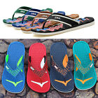 Men Casual Flip Flop Slipper Shoes Lightweight Comfortable for Indoor Beach Surf