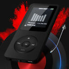 """New MP3 Music Player 8GB 1.8"""" Screen FM Voice recorder 50 HOURS Playback"""
