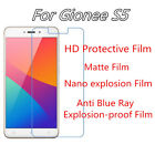 3pcs For Gionee S5 Anti Explosion Film,High Clear Screen Protector
