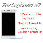 3pcs For lephone W7 Anti Explosion Film,High Clear Screen Protector