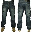 MENS ETO DESIGNER JEANS STYLISH LATEST STRAIGHT FIT FASHIONABLE SIZES 28 TO 42