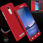 For Xiaomi Redmi 4/4 Pro/3S Deluxe 360° Full Protection Hybrid Hard Case Cover