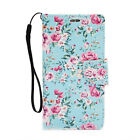 For Samsung Galaxy Note 2 Leather Wallet Flip Case Credit Card Cover Vintage