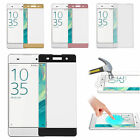 Tempered Glass Curved Full Cover Screen For Sony Xperia X XA X Performance Film