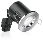 Aurora Enlite Fire Rated Downlight with Dimmable LED Fixed EN-FD101