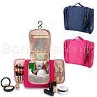 cosmetics travel bag - Travel Portable Makeup Toiletry Wash Case Organizer Pouch Storage Hanging Bag