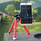 Universal Adjustable Octopus Tripod + Phone Holder for iPhone Samsung Sony(P) <br/> Same Day Dispatch-Royal Mail 1st Class-Uk Stock
