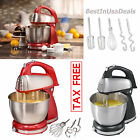 CLASSIC STAND MIXER HAMILTON BEACH 6 Speed Cooking Kitchen Dough Bread Cake NEW