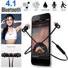 Bluetooth Stereo Wireless Magnetic Headset  In-Ear Headphone For iPhone7 7plus