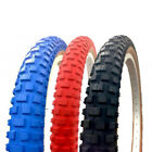 "20"" SKIN WALL COMP 2 STYLE TYRES FAT & SKINNY BY OLD SCHOOL BMX - 3 COLOURS"