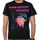 Black Sabbath Paranoid Trails T-Shirt Official Merchandise