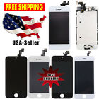 For iPhone 5 5C 5S 6 LCD Display Screen Touch Digitizer Assembly Replacement USA