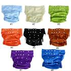 Washable Incontinent Care Adult Pants Absorbent Adjustable Cloth Diaper