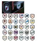 NFL Reflector Shield Decal for Car, Truck, Mailbox or Locker $9.99 USD on eBay
