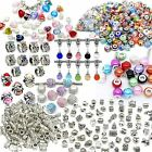 Wholesale Charms Dangle Beads Spacers Stoppers Womens European Style Bracelets