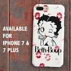 Betty Boop kiss for iPhone 7 & 7 Plus Case Cover $25.07 CAD