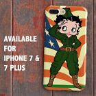 betty boop for iPhone 7 & 7 Plus Case Cover $25.07 CAD