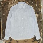 NEW Marc Jacobs Casual Shirt With Vintage Inspired Striped Print Size 48 BNWT