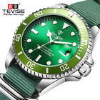 TEVISE Automatic Mechanical Watches Men Fashion Sport Nylon Business Submariner Wristwatches - 31387