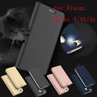 For Xiaomi Redmi 4/4A/4X Luxury Slim Leather Flip Wallet Magnetic Case Cover