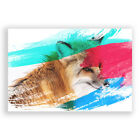 Poster Various Sizes A Red Fox V2