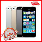 Apple iPhone 5S 16GB 32GB 64GB Unlocked Space Grey,Silver,Gold With Warranty