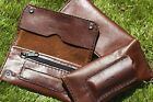 TOBACCO POUCH MINI 30G - Maddog leather MADE BY SELLER 4 x leathers 2 x sizes