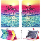 "For Barnes & Noble Nook HD+ 9"" / HD 7"" Tablet Universal PU Leather Case Cover"