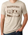 The Highwaymen T Shirt Willie Nelson Hank Williams Jr Vintage Rock Merle Haggard