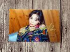 Signed SNSD YURI Autographed Photo HOLIDAY NIGHT 4*6  6 versions 082017