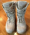Authentic Danner Desert Tan TFX Rough Out Military Boots Men's Size 10 EE