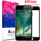 Rare Full Coverage Tempered Glass Screen Protector for Apple iPhone 7 7 Plus