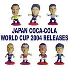 COCA-COLA JAPAN WORLD CUP 2004 MICROSTARS - Choice of 20 Figures RED Base £1.29  on eBay