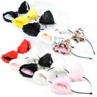 Cat Fox Long Fur Ear Ears Headband Anime Cosplay Sexy Girl Dress Up Party Gift